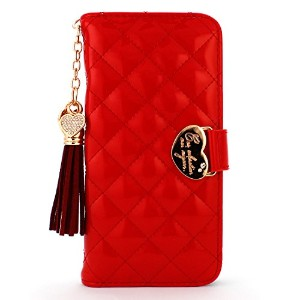iPhone6s ケース Fantastick mignon case for iPhone6 iPhone6s (red) アイフォン6s アイフォン6 手帳型ケース