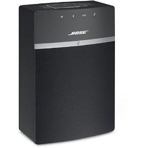 Bose SoundTouch 10 wireless music system ワイヤレススピーカーシステム ブラック【国内正規品】