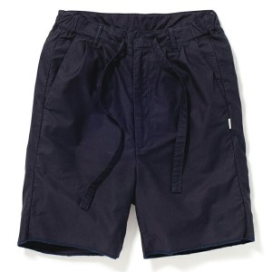 【rehacer(レアセル)】1151140056 Cliff Tuck Shorts