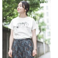 DOORS marble sud 別注 nap t-shirts【アーバンリサーチ/URBAN RESEARCH Tシャツ・カットソー】