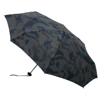 Knirps 折りたたみ傘 ラウンドケース入り 【正規輸入品】 X1 LIMITED 【限定カラー】 Woodland Camouflage KNXL811-262