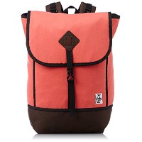 [チャムス] リュック Reversible Back Pack Sweat Nylon CH60-2074 Sugar Coral/Choco