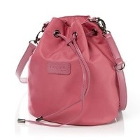 [韓国直送] [サムソナイト] LADY PLUME Lipault - BUCKET BAG S ANTIQUE PINK(P5190026)