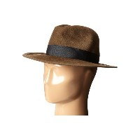 ハットアタック Hat Attack レディース 帽子 ハット【Luxe Medium Brim with Classic Bow】Brown/Black