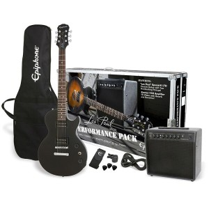 Epiphone Performance Pack / Les Paul Special II (Ebony)[PPEG-EGL2EBCH1-JP]【送料無料】【エピフォングッズプレゼント】...