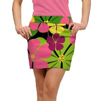 LoudMouth Ladies Big Poppies Skort【ゴルフ レディース>スコート】
