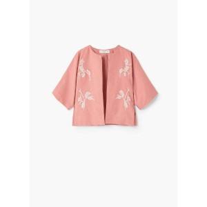 【SALE 30%OFF】ベビー コート . NORA (ペールピンク)