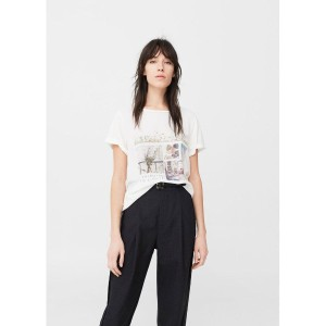 【SALE 30%OFF】Tシャツ PICTURE2 (ナチュラルホワイト)