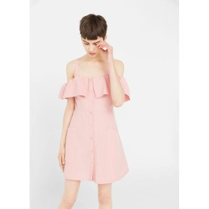 【SALE 30%OFF】ワンピース .-- LIMON (パステルピンク)