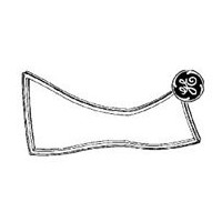 GE Freezer Door Gasket Seal WR24X300 by GE