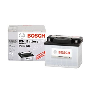 BOSCH (ボッシュ) 輸入車用バッテリー PS-I Battery PSIN-6C