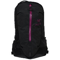 ARCTERYX/アークテリクス Arro 22 Backpack/アロー22バックパック 6029 BLK/VIOLET WINE/A4/22L デイパック/リュックサック/カバン/鞄 メンズ...