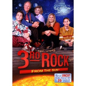 3rd Rock From the Sun: Complete Season 1 [DVD] [Import]