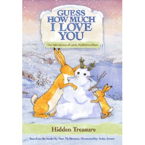 Guess How Much I Love You: Hidden Treasure [DVD] [Import]