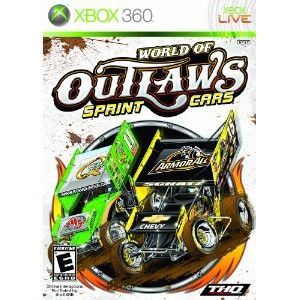 World of Outlaws Sprint Cars (輸入版:北米) XBOX360