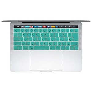 MS factory MacBook Pro 13 ( A1706 ) / Pro 15 ( A1707 ) Late 2016 Touch Bar 搭載 モデル用 キーボード カバー 日本語...