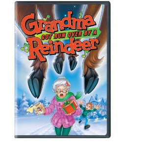 Grandma Got Run Over By a Reindeer [DVD] [Import]