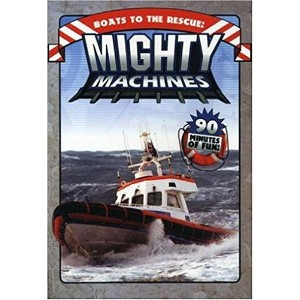 Mighty Machines: Boats to the Rescue [DVD] [Import]