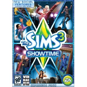 The Sims 3: Showtime - Limited Edition (輸入版)