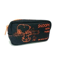 SNOOPY with Music マウスピースポーチ トロンボーン用 オレンジ