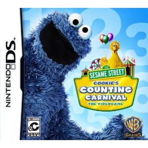 Sesame Street: Cookie's Counting Carnival (輸入版)