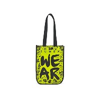 Zumba ズンバ Shopping Tote Gym Bag [並行輸入品]