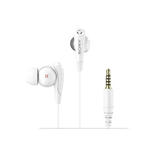 Sony MDR-NC31EM Digital Noise Cancelling Headset - White 【バルク品】 [並行輸入品]