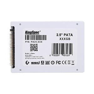KingSpec 2.5インチ PATA(IDE 44pin) MLC 32GB Solid State Drive