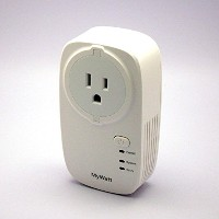 消費電力計 ワットチェッカー MyWatt Smart Power Plug, SEM200WIFI (US plug)