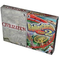 Civilization 3 and Rollercoaster Tycoon 2 Bundle (輸入版)