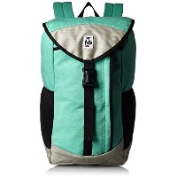 [チャムス] デイパック Book Pack Sweat Nylon CH60-0680-K008-00 H・Green/Lt.Gray