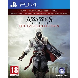 Assassins Creed The Ezio Collection (PS4) (輸入版)