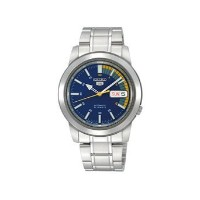 セイコー Seiko 5 Automatic Blue Dial Watch SNKK27J1 Made in Japan 男性 メンズ 腕時計 【並行輸入品】