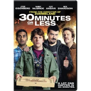 30 Minutes Or Less [DVD]