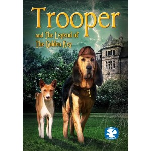 Trooper & The Legend of the Golden Key [DVD] [Import]