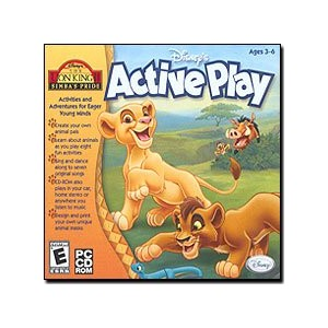 Disney's Active Play: The Lion King Ii - Simba's Pride (輸入版)