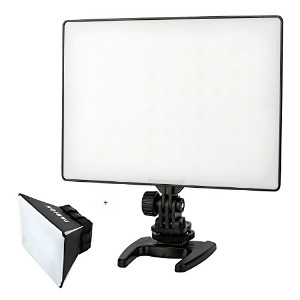 YONGNUO製 YN300Air LED ビデオライト 3200K-5500K Video Light SMDLED搭載 超薄 撮影 補助照明用 キヤノン Canon ニコン Nikon...