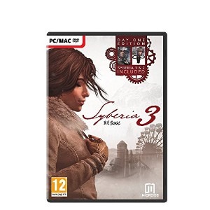 Syberia 3 Day One Edition (PC DVD) (輸入版)