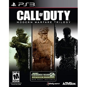 Call of Duty Modern Warfare Collection (輸入版:北米) - PS3