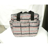 保冷保温BAG(DASH STRIPE)