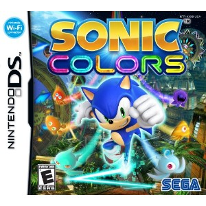 Sonic Colors (Nintendo DS 輸入版 北米)