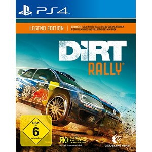 DiRT Rally Legend Edition (PlayStation PS4) (輸入版)