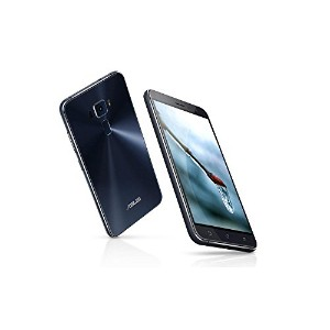 ASUS ZenFone 3 ZE520KL 4G/64G SIMフリー ブラック-Black 4G LTE (5.2inch/Full HD/Android 6.0/Qualcomm...