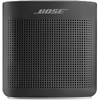 Bose SoundLink Color Bluetooth speaker II ポータブルワイヤレススピーカー ソフトブラック【国内正規品】
