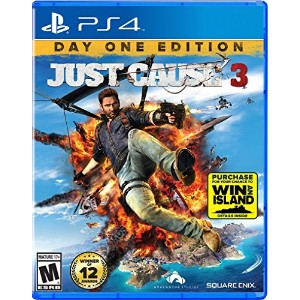 Just Cause 3 Day One Edition PS 4 ワンデイエディション北米英語版 [並行輸入品]