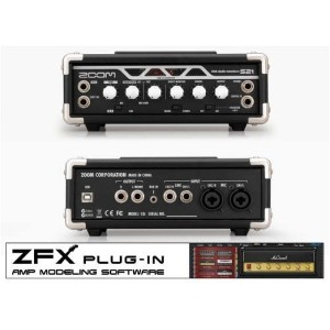 ZOOM ZFX STACK PACKAGE