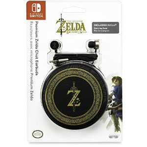 Nintendo Switch Premium Zelda Chat Earbuds - Imported