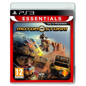 MotorStorm: PlayStation 3 Essentials (PS3) (輸入版)