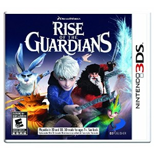 Rise of the Guardians (Street 11/20) (輸入盤:北米)