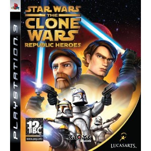 Star Wars: The Clone Wars - Republic Heroes (PS3) (輸入版)